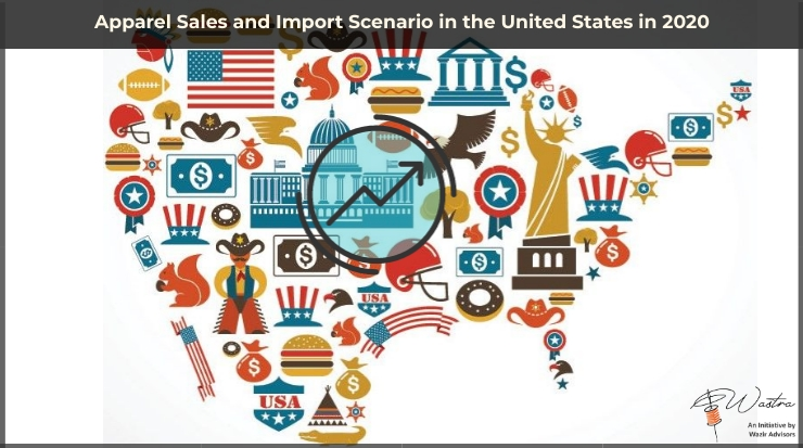 Apparel Sales and Import Scenario in the United States in 2020