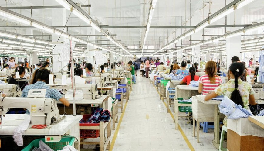 Garment Manufacturing: A Lucrative Investment Opportunity