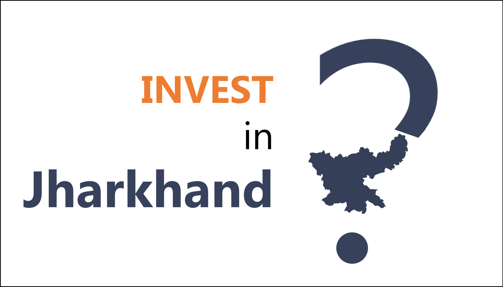 Jharkhand: for Garment Manufacturing